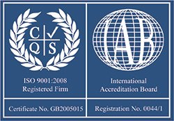 Nisyst is an ISO 9001:2008 Registered Firm - Certification Number: GB2005015